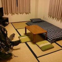 Photo taken at K's house Hiroshima by Nick L. on 6/27/2013