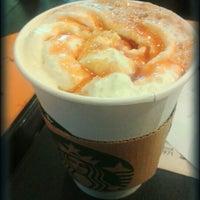 Photo taken at Starbucks Coffee by Lena L. on 9/25/2012