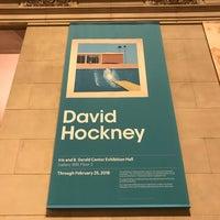 12/2/2017 tarihinde adrian a.ziyaretçi tarafından David Hockney Exhibition'de çekilen fotoğraf