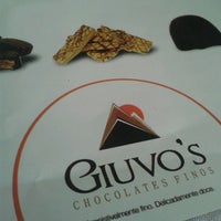 Photo taken at Giuvo's chocolates finos by Bianca C. on 2/24/2013