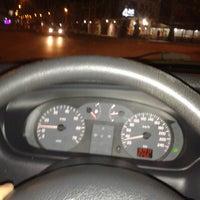 Photo taken at Savaştepe Caddesi by Emre G. on 11/21/2013