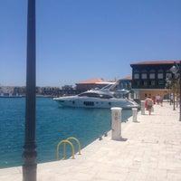 Photo taken at Limassol Marina by Keti K. on 6/10/2014