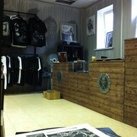 Photo taken at Sullen Official Store by Alexander S. on 9/16/2013