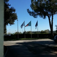 Photo taken at Centro Sportivo Formello SS Lazio by Salem A. on 4/14/2013