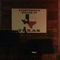 Photo taken at Texas Restaurant & Bar by Khris N. on 6/21/2014