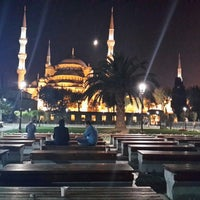Photo taken at Sultanahmet Square by ☆Gülşah Y. on 10/10/2013