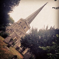 Photo taken at St Mary's Church by Amy D. on 7/31/2013