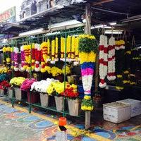 Photo taken at Sree Veera Hanuman Temple by Deepa S. on 5/24/2015