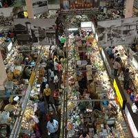 Photo taken at Waroros Market by naratip on 1/1/2013