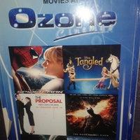 Photo taken at Ozone Cinemas by Ade J. on 7/16/2014