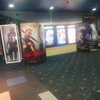 Photo taken at Ozone Cinemas by Ade J. on 2/26/2014