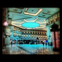 Photo taken at Villaggio Mall by Gautam J. on 9/24/2012