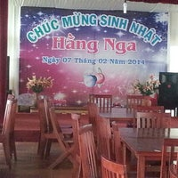 Photo taken at long sơn mũi né restaurants by Andrew T. on 2/22/2014