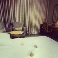 Photo taken at Excelsior Hotel Dubrovnik by Kristina P. on 4/19/2014