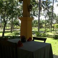 Photo taken at Tastura Hotel Kuta Lombok by vera h. on 3/10/2013