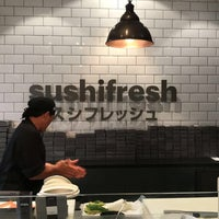 Photo taken at Sushifresh by Faisal a. on 9/13/2017
