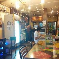 Photo taken at Calanthe Art Cafe by alan wang k. on 6/20/2014