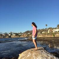 Photo taken at Bird Rock Reef by CgrgC on 12/23/2014