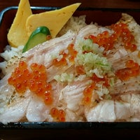 Photo taken at 海鮮丼 いちば by ふっし~ h. on 8/12/2016