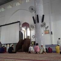 Photo taken at Masjid Sultan Ismail by Halim N. on 6/7/2013