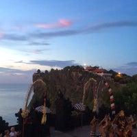 Photo taken at Uluwatu by Butang. on 10/26/2016