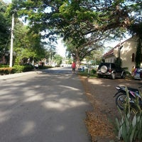 Photo taken at College of Arts and Sciences, Silliman University by Genign Kaeren M. on 3/25/2013