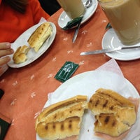 Photo taken at Café Tofa by Lauro B. on 1/2/2015
