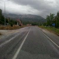 Photo taken at Ağlasun by Murat C. on 5/30/2014