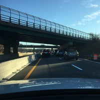 Photo taken at I-90 Weston Toll Plaza (Exit 15) by Marcy M. on 12/2/2016