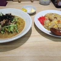 Photo taken at らーめん世界 福井開発店 by mororin on 6/3/2015