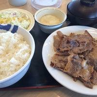 Photo taken at 松屋 福井大和田店 by mororin on 9/2/2014
