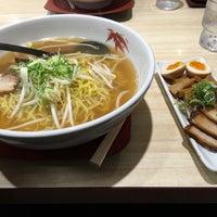 Photo taken at らーめん世界 福井開発店 by mororin on 12/22/2016