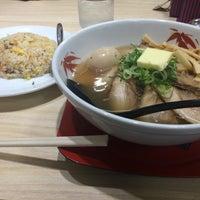 Photo taken at らーめん世界 福井開発店 by mororin on 11/13/2015