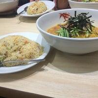 Photo taken at らーめん世界 福井開発店 by mororin on 4/30/2016