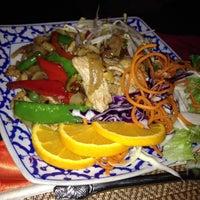 Photo taken at Thum's Kitchen by Angela C. on 3/21/2014