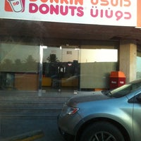 Photo taken at Dunkin' Donuts by Sara A. on 9/26/2013