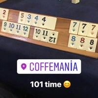 Снимок сделан в Coffeemania пользователем Umut, A. 10/5/2018