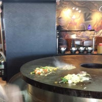 Photo taken at HuHot Mongolian Grill by Jane K. on 2/24/2015