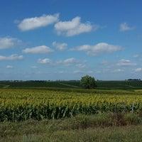 Photo taken at Lewiston, Nebraska by Jane K. on 8/17/2014
