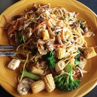 Photo taken at HuHot Mongolian Grill by Jane K. on 3/23/2015