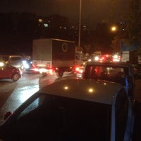 Photo taken at Barajyolu Caddesi by Can G. on 10/27/2016