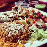 Photo taken at Los Agaves Restaurant by Jessica C. on 7/7/2013