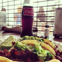 Photo taken at Lilly's Taqueria by Jessica C. on 7/6/2013