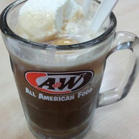 Photo taken at A&W by alice ©. on 9/29/2013