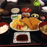 Photo taken at おさかな工房魚清 by nobu on 7/24/2014