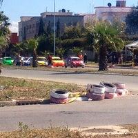 Photo taken at 2ème edition international rally d'el jadida by psyco p. on 3/31/2014