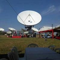 Photo taken at Estacion Terrena Aregua_ COPACO by Victor Daniel V. on 10/16/2014