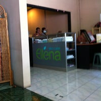 Photo taken at Ellena Skincare Clinic III by Ismoyo S. on 11/24/2013