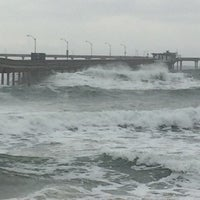 Photo taken at Ocean Beach Pier by Michael S. on 3/7/2016