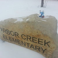 Photo taken at Arbor Creek Elementary by Kevin B. on 3/2/2014